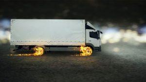 streik logistik